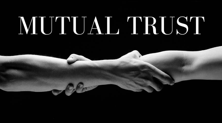 mutual trust virtual course banner