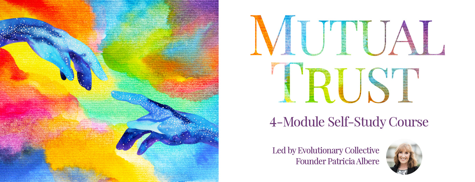 mutual trust virtual course banner